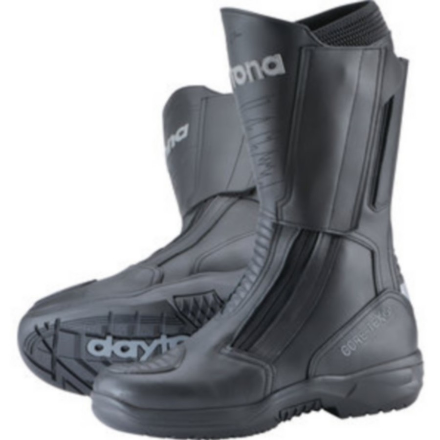【送料無料】フットウェア Daytona Boots デイトナブーツ 60214450  Daytona Boots デイトナブーツ オンロードブーツ DAYTONA TRAVELLER GTX BLACK サイズ:50