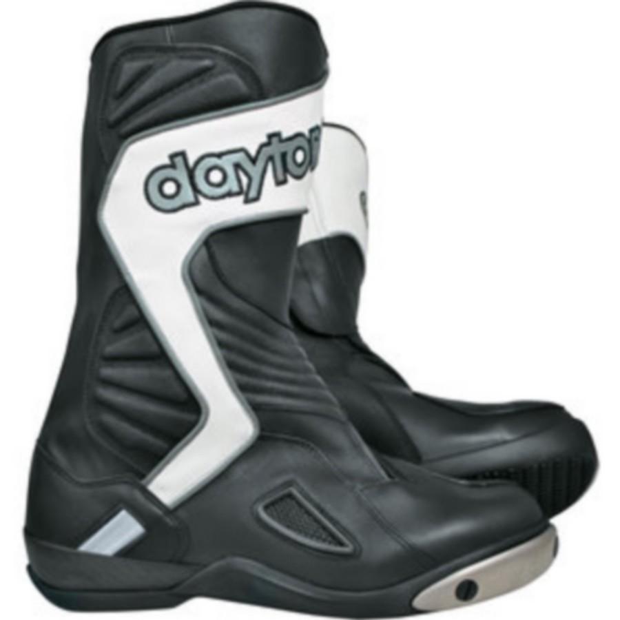 Daytona Boots デイトナブーツ オンロードブーツ DAYTONA EVO VOLTEX BLACK/WHITE サイズ:44