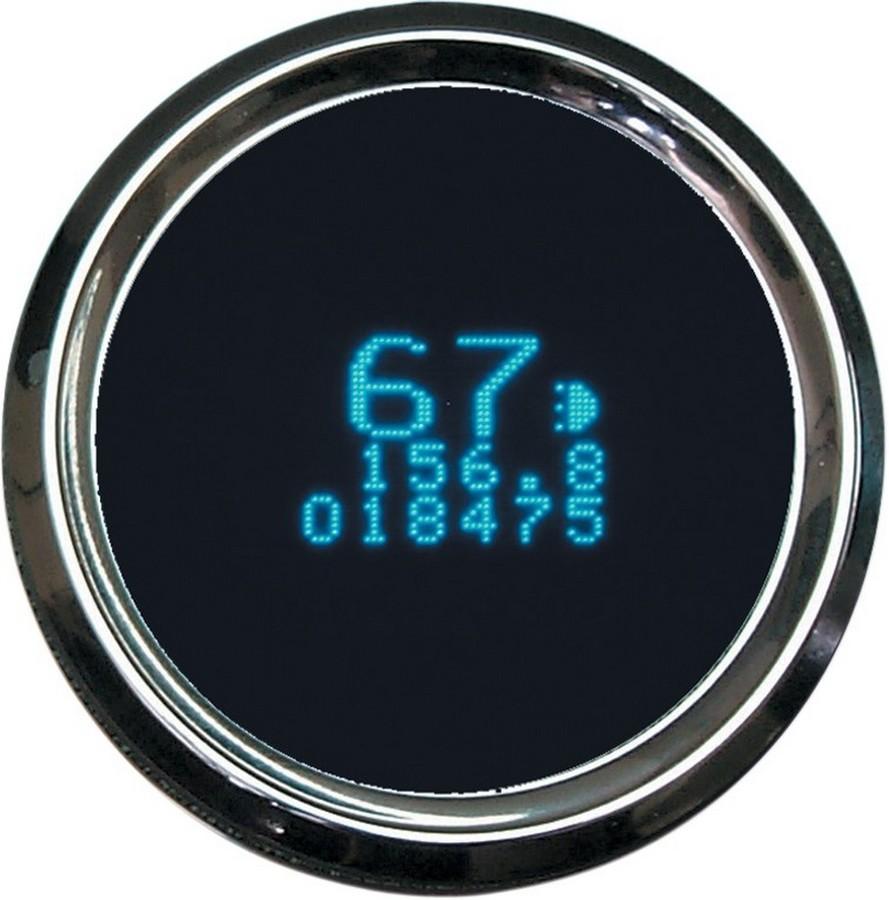 """DAKOTA DIGITAL ダコタデジタル スピードメーター 2 1/16""""スピード/タコメータ 【2 1/16""""SPEEDO/TACH [2210-0010]】"""