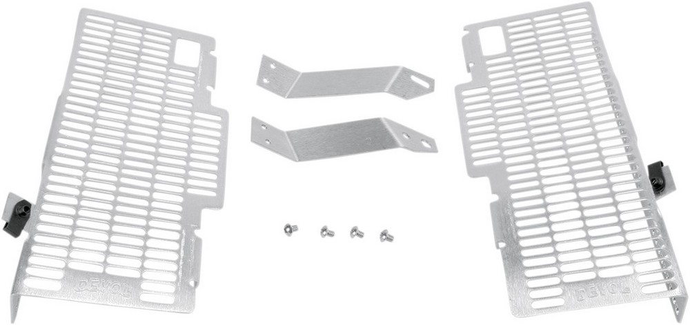 DEVOL デボル コアガード ガード ラジエーター CRF450X 【GUARDS, RAD CRF450X [1901-0108]】 CRF450X 2005 - 2008