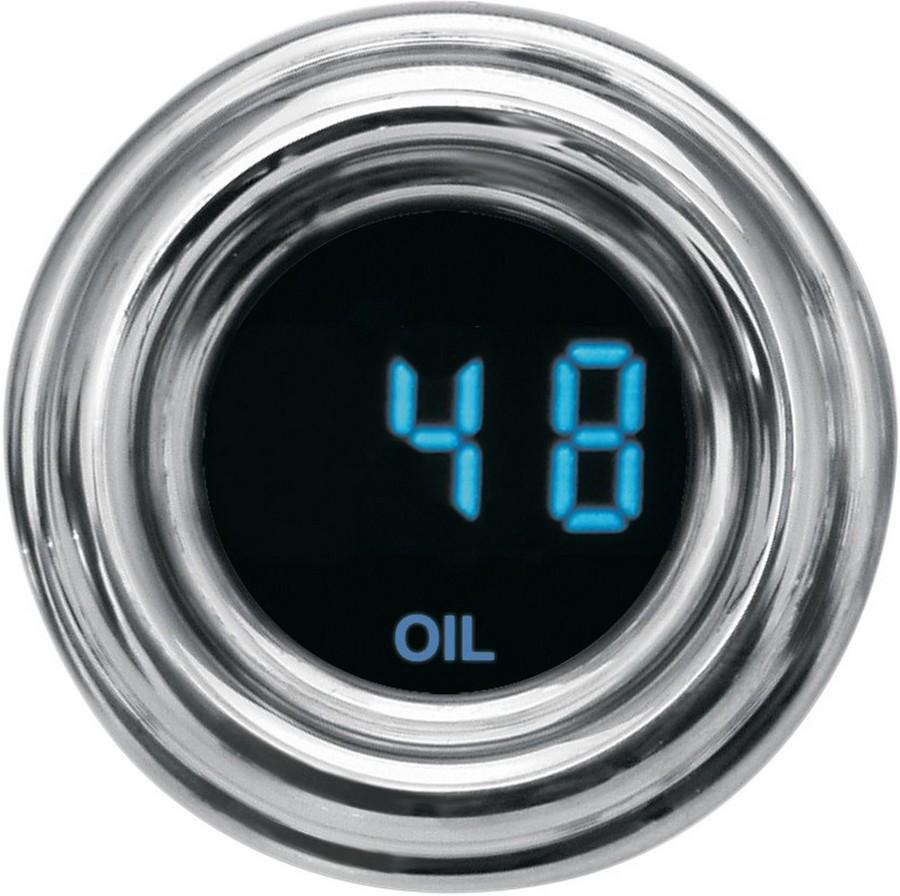 DAKOTA DIGITAL ダコタデジタル 油温計・水温計 油圧計 1-7/8 レトロ【GAUGE OIL PRES 1-7/8RETRO [2212-0136]】