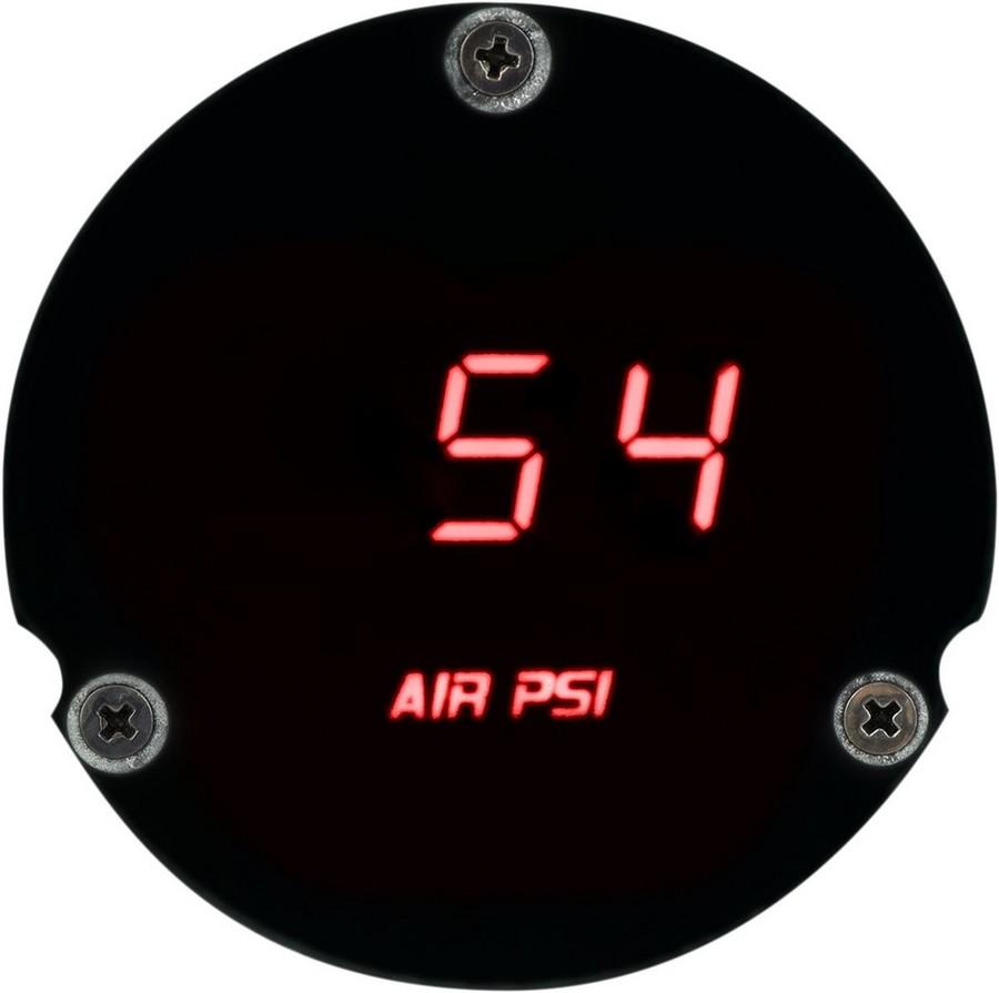 DAKOTA DIGITAL ダコタデジタル その他電装パーツ 気圧計 レッド 【GAUGE AIR PSI RED [2212-0633]】