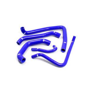 SAMCO SPORT サムコスポーツ ラジエーター関連部品 クーラントホース(ラジエーターホース) カラー:ブレイズ (限定色) ZX 14 2006-2016
