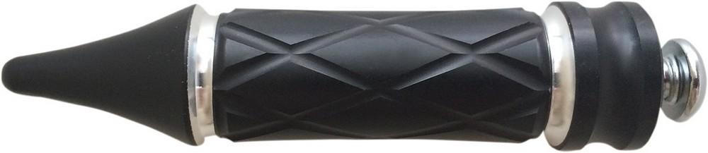 EDDIE TROTTA DESIGNS エディートロッタデザイン ブレーキペダル・シフトペダル シフターペグ プラチナ ブラック 【PEG SHIFTER PLATNM BK [1603-0293]】