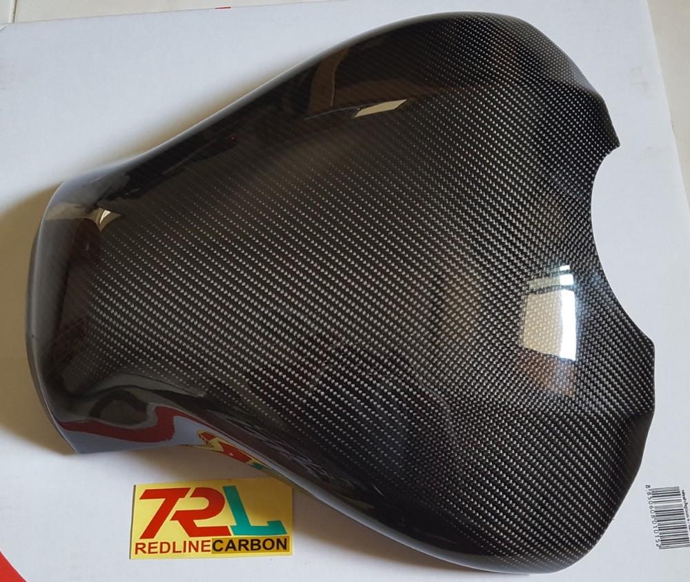 TRL Redline Carbon TRLレッドラインカーボン タンクカバー カーボン タンクプロテクター CB650 F CBR650 F