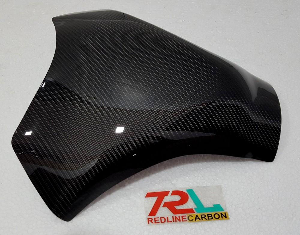 TRL Redline Carbon TRLレッドラインカーボン タンクカバー カーボン タンクプロテクター ER6N Ninja 650