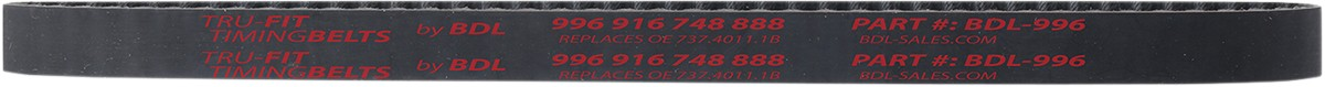 BELT DRIVES LTD. ベルトドライブ タイミングベルト 95T 17mm 【TIMING BELT 95T 17MM】 748 1995 - 2001 851 Superbike 1987 - 1991 888 Superbike 1991 - 1993 Superbike 916 1994 - 1998 Superbike 996 1999 - 2002