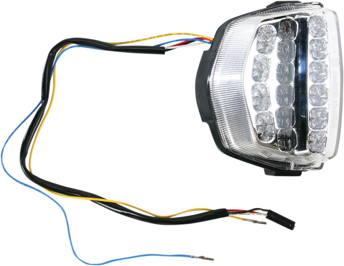 Moto MPH モトエムピーエイチ テールランプ CBR1000RR クリアー【TAILLIGHT CBR1000RR CLR [2010-0950]】
