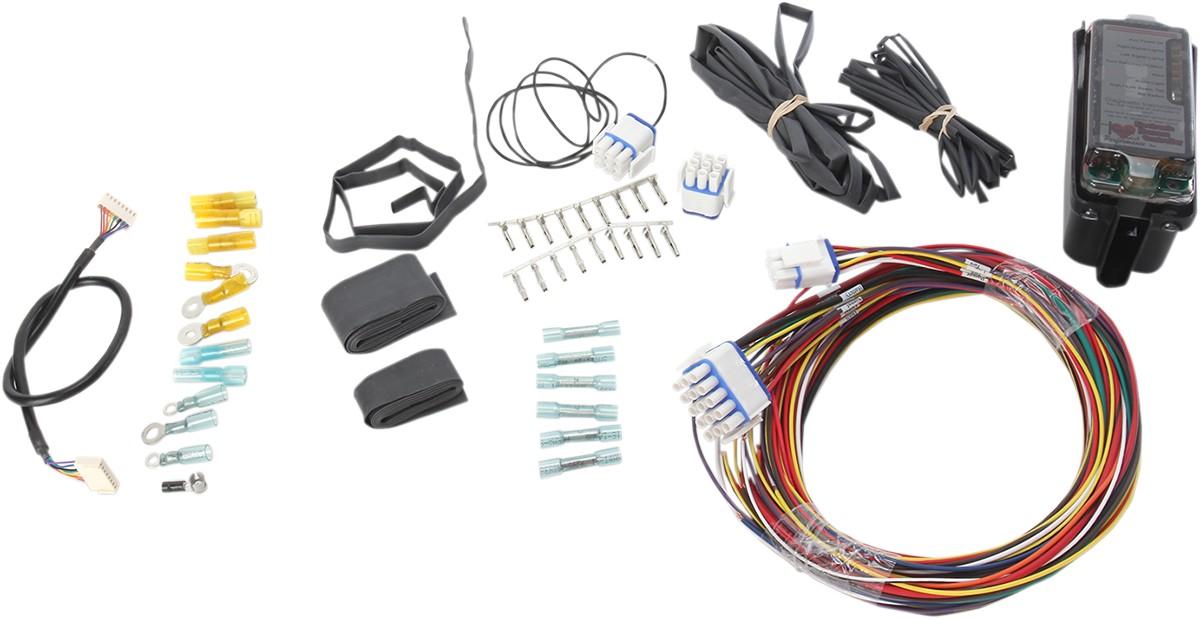 THUNDERMAX サンダーマックス CDI・リミッターカット関連 ワイヤーハーネスコントローラー【CONTROLLER W/HARNESS [2120-0675]】