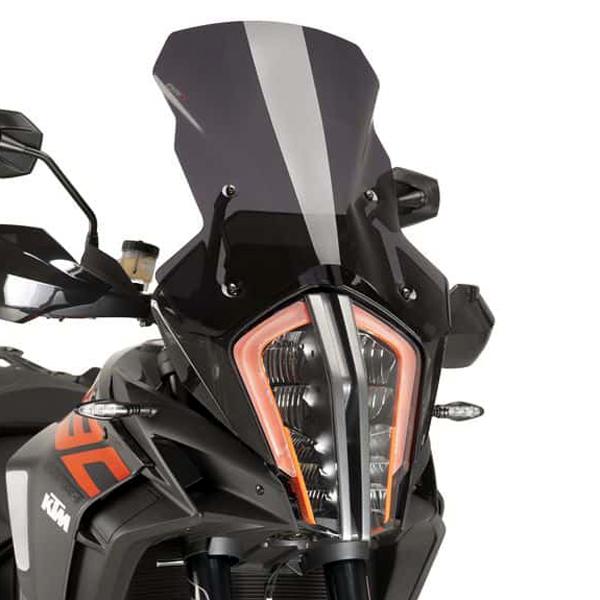 Puig プーチ ツーリングスクリーン カラー:スモーク 1290 SUPER ADVENTURE R 1290 SUPER ADVENTURE S