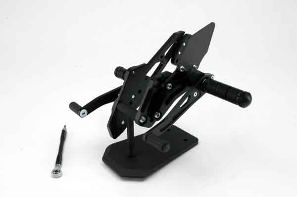 SPICE スパイス タクティカルステップ 3ポジション ZZR1100