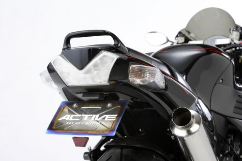 ACTIVE アクティブ フェンダーレスキット ZZR1400
