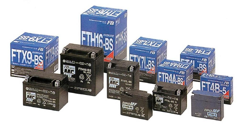 【イベント開催中!】 古河バッテリー FB FTH16-BS 12V高始動形制御弁式(シール形MF)バッテリー(FTシリーズ) 12V車両 ゼファー1100 バルカン1500 クラシック