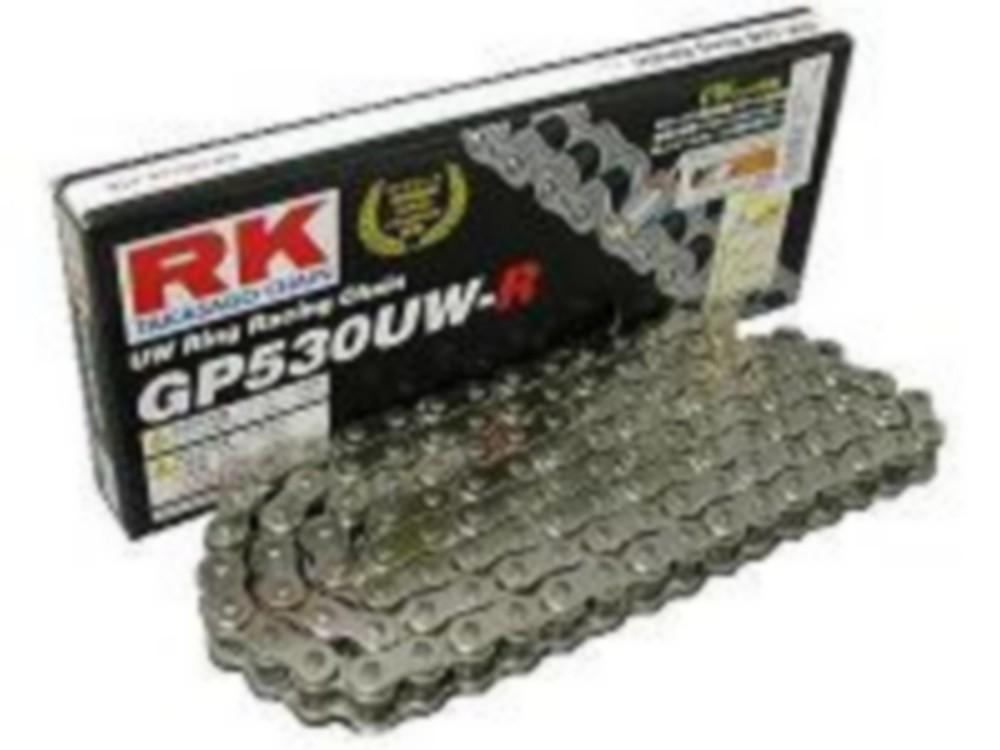 RK アールケー GPスーパーシルバーシリーズチェーン GP530X-XW