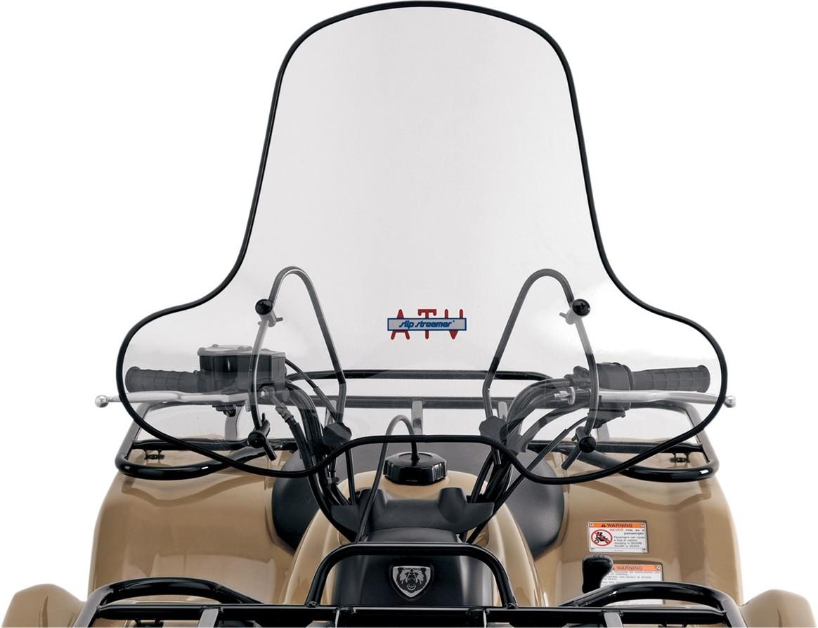 SLIPSTREAMER スリップストリーマー ウインドシールド ロー ヘッドライト ATV【WSHLD ATV LOW HEADLIGHT】