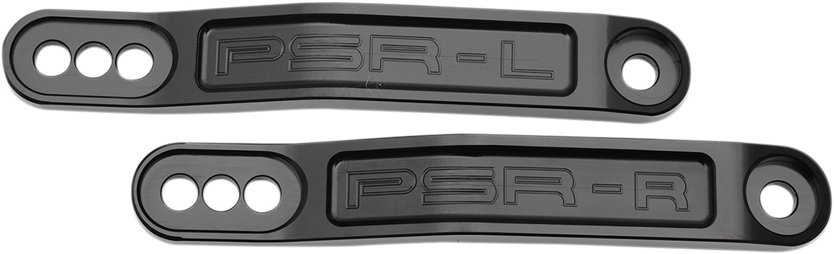 POWERSTANDS RACING パワースタンズレーシング LOWER LINK KAW ZX14R BK [1304-0247] ZX-14R Ninja