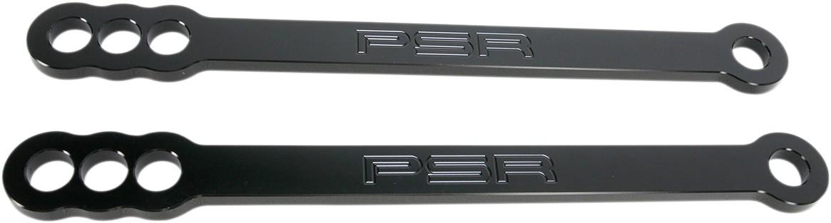 POWERSTANDS RACING パワースタンズレーシング 車高調整関係 LOWER LINK SUZ BK [1304-0485] GSF600S Bandit 600S 2000 - 2003