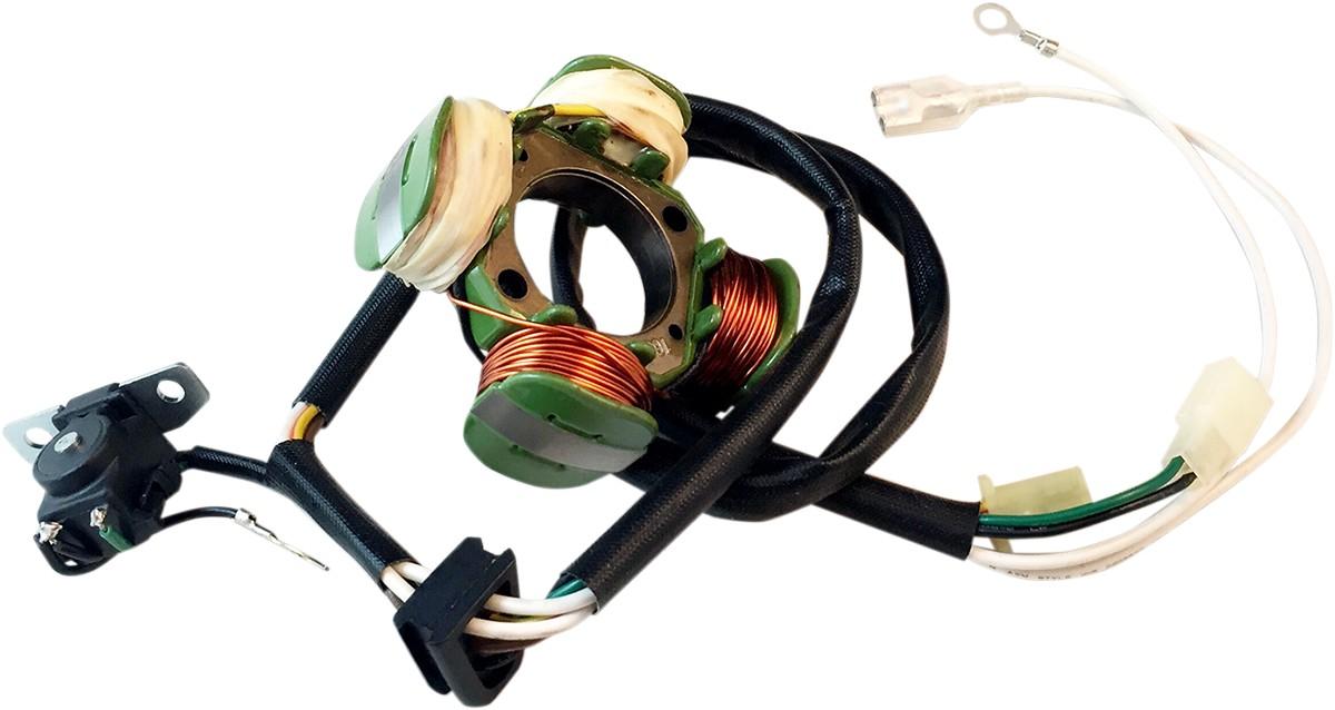 RICK'S MOTORSPORT ELECTRIC リックズモータースポーツエレクトリック その他電装パーツ STATOR H/S DRZ125/KLX125 [2112-1192]