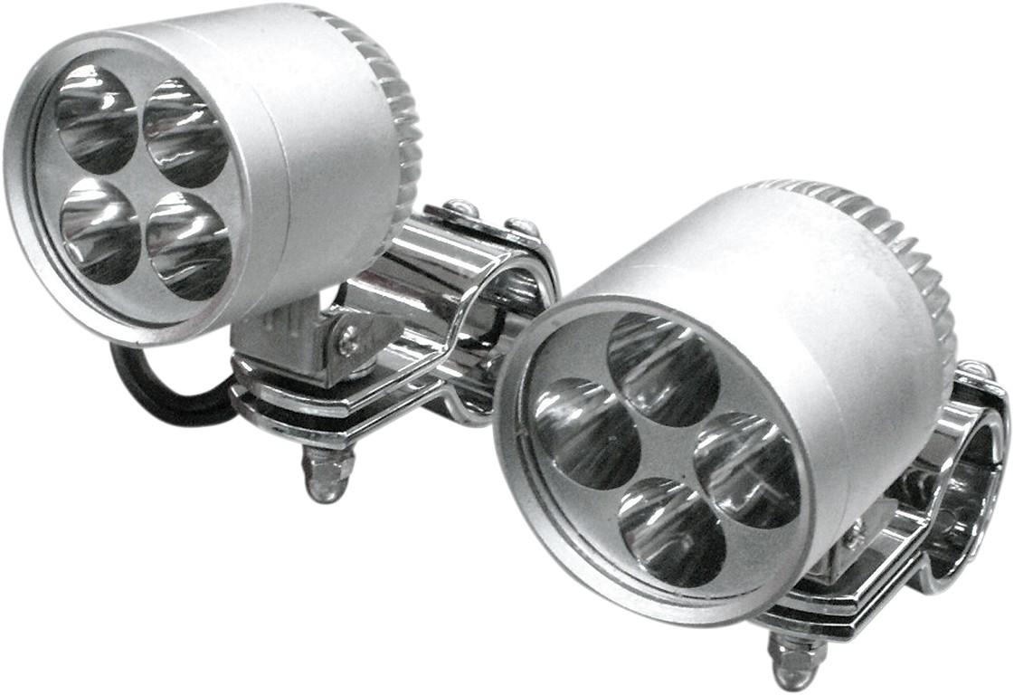 "RIVCO PRODUCTS リブコプロダクツ その他灯火類 LIGHT KIT DRIVING 2"" LED [2001-1161]"