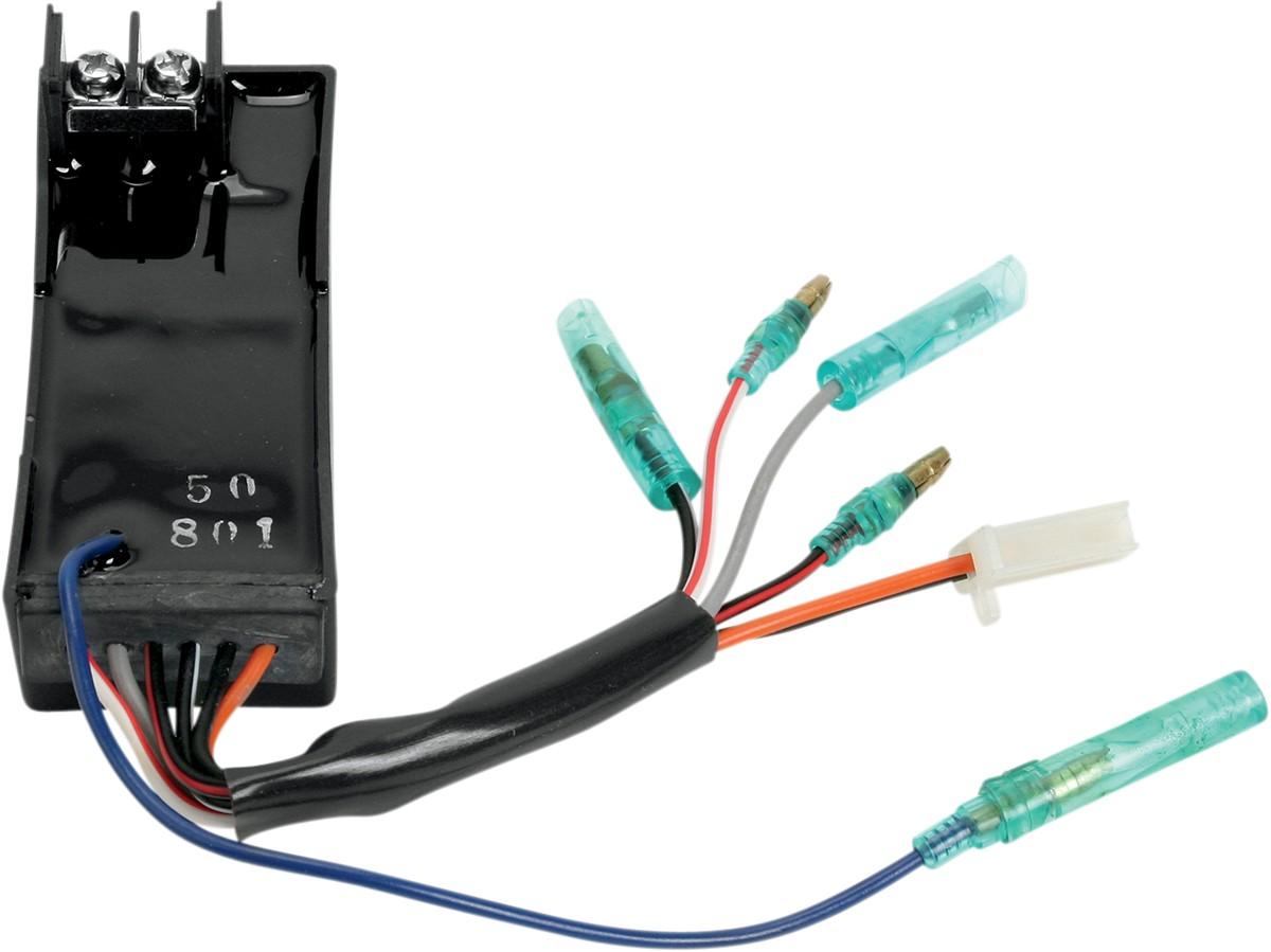 RICK'S MOTORSPORT ELECTRIC リックズモータースポーツエレクトリック CDI・リミッターカット関連 CDI BOX POLARIS [2101-0176]