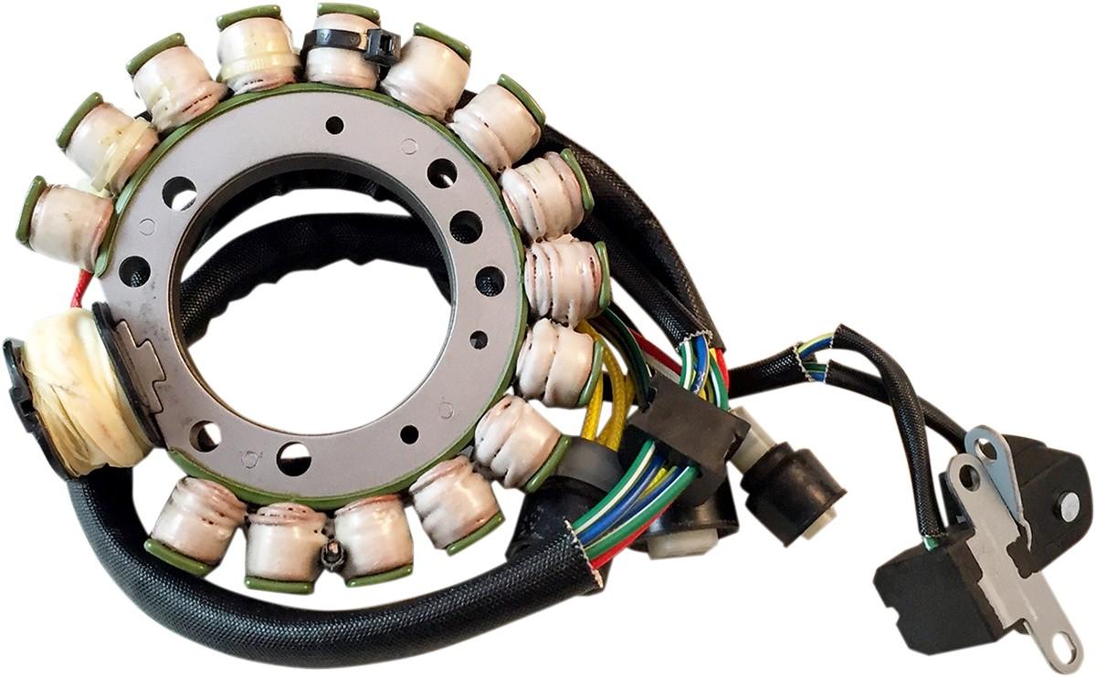 RICK'S MOTORSPORT ELECTRIC リックズモータースポーツエレクトリック その他電装パーツ STATOR YAMAHA YFP350 [2112-1193] YFP350 Terrapro Moto 4 1988 - 1989