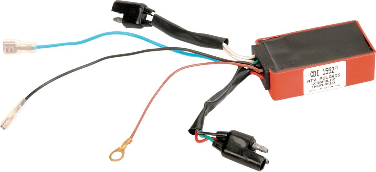 RICK'S MOTORSPORT ELECTRIC リックズモータースポーツエレクトリック CDI・リミッターカット関連 H/S CDI POLARIS [2101-0013]