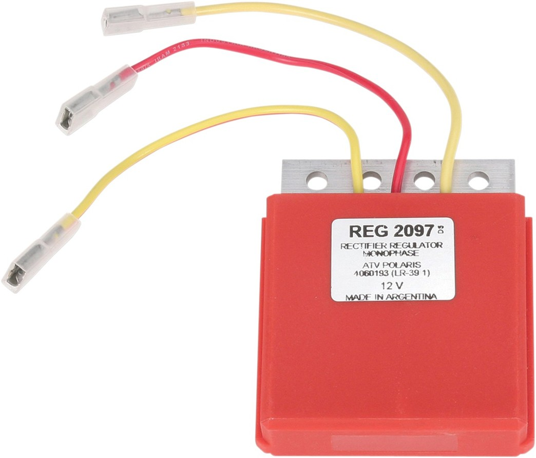 RICK'S MOTORSPORT ELECTRIC リックズモータースポーツエレクトリック その他電装パーツ H/S HEVY DUTY POL REC/REC [2112-0001]
