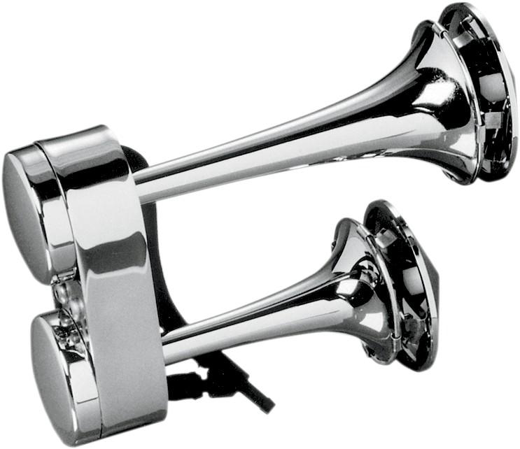 RIVCO PRODUCTS リブコプロダクツ その他電装パーツ HORNS AIR GL1500 [2107-0087] GL1800 Gold Wing 2012 - 2014