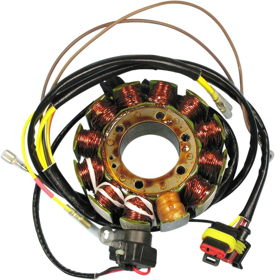 RICK'S MOTORSPORT ELECTRIC リックズモータースポーツエレクトリック その他電装パーツ STATOR POLARIS [2112-0647] Ranger 500 2002