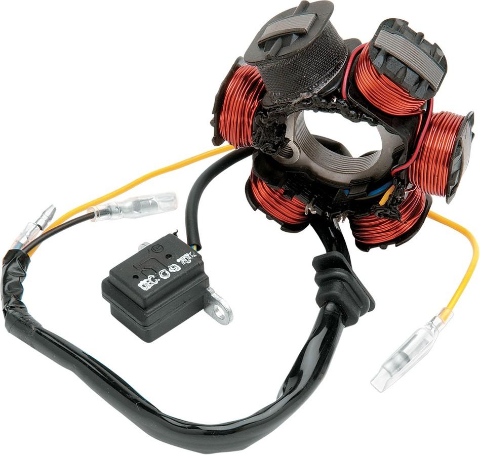RICK'S MOTORSPORT ELECTRIC リックズモータースポーツエレクトリック その他電装パーツ H/S STATOR HONDA Z/XR50 [2112-0024]