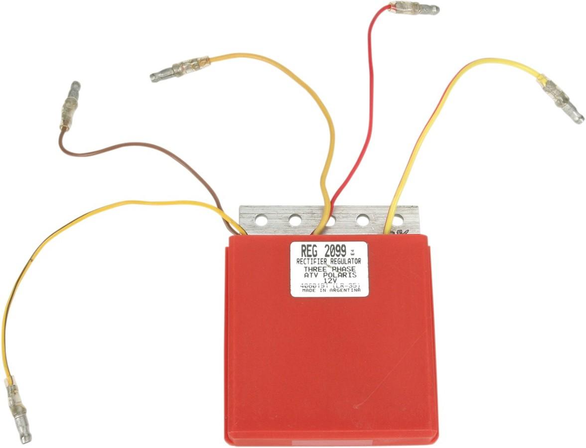 RICK'S MOTORSPORT ELECTRIC リックズモータースポーツエレクトリック その他電装パーツ H/S HEVY DUTY POL REC/REC [2112-0003]