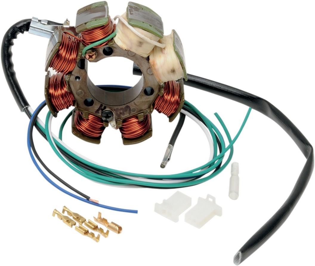RICK'S MOTORSPORT ELECTRIC リックズモータースポーツエレクトリック その他電装パーツ STATOR HONDA [2112-0725] ATC200X 1986 - 1987