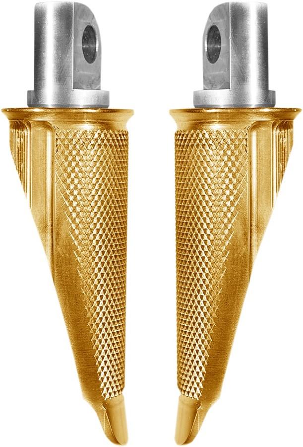 SPEED MERCHANT スピードマーチャント フットペグ・ステップ・フロアボード PEG FOOT SPEED GOLD [1620-1475]