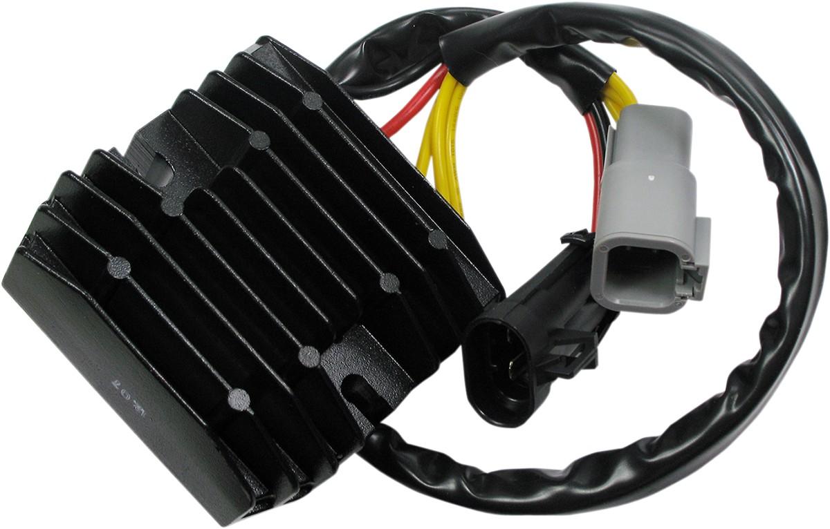 RICK'S MOTORSPORT ELECTRIC リックズモータースポーツエレクトリック その他電装パーツ H/S REC/REG BUELL [2112-0929]