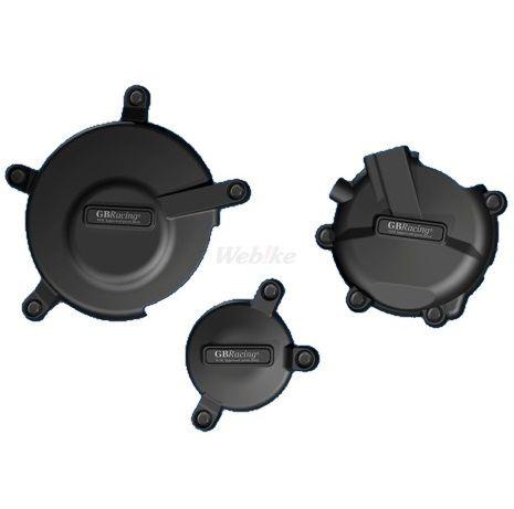 GBRacing ジービーレーシング エンジンカバーセット GSX-R600 (K6-L4) GSX-R750 (K6-L4)