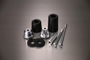 MORIWAKI ENGINEERING モリワキエンジニアリング ガード・スライダー スキッドパッド エンジンスライダー カラー:ブラック ZRX1100 ZRX1200R ZRX1200S ZRX1200ダエグ