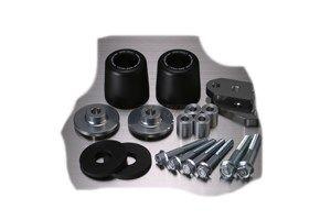 MORIWAKI ENGINEERING モリワキエンジニアリング ガード・スライダー スキッドパッド エンジンスライダー カラー:ブラック XJR1200 XJR1300