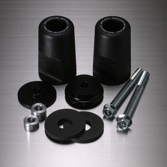 MORIWAKI ENGINEERING モリワキエンジニアリング ガード・スライダー スキッドパッド エンジンスライダー カラー:ブラック YZF-R1
