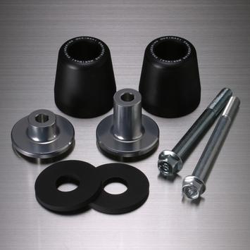 MORIWAKI ENGINEERING モリワキエンジニアリング ガード・スライダー スキッドパッド エンジンスライダー カラー:ブラック GSX-R1000