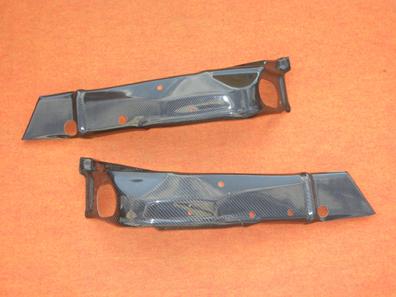 GSX-R750 フレームカバー GSX-R600 タイプ:平織りカーボン クレバーウルフ WOLF CLEVER