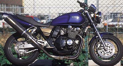 アサヒナレーシング ASAHINA RACING フルエキゾーストマフラー エグテック 湾岸(ワンガン)Zマフラー XJR400