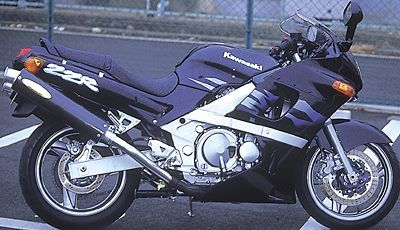 アサヒナレーシング ASAHINA RACING エグテック 湾岸(ワンガン)Zマフラー ZZR400