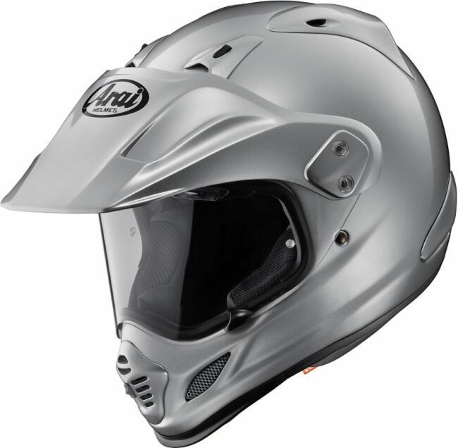 Arai アライ オフロードヘルメット TOUR-CROSS3 [ツアークロス3 アルミナシルバー] ヘルメット サイズ:XS(54cm)