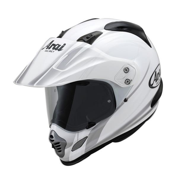 新品即決 Arai アライ TOUR-CROSS3 ヘルメット CONTRAST CONTRAST [ツアークロス3 コントラスト Arai ホワイト] ヘルメット, ライトネットショップ:f576eeac --- inglin-transporte.ch