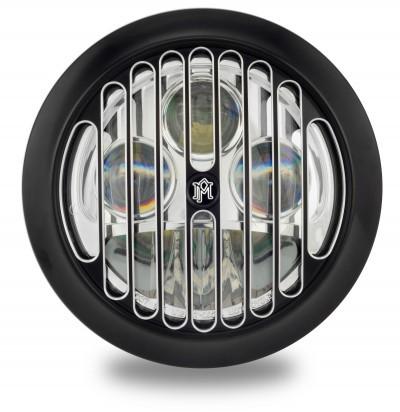 PerformanceMachine パフォーマンスマシン ヘッドライト本体・ライトリム/ケース GRILL LED ヘッドライト 仕上げ:ブラックOPS