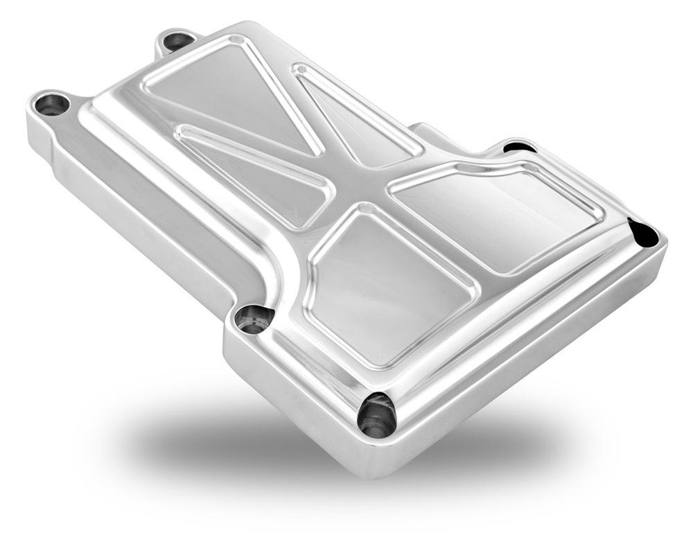 PerformanceMachine パフォーマンスマシン エンジンカバー FORMULA トランスミッションカバー 仕上げ:クロム Dyna Softail Touring