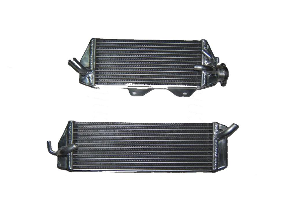 テクニウム ラジエーター本体 TECNIUM ラジエター 右側 HONDA CRF250R用 (Honda CRF250R right radiator Tecnium【ヨーロッパ直輸入品】) CRF250R (250)