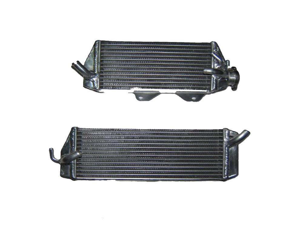 TECNIUM テクニウム ラジエター 右側 EXC 250/300-380 1998-03/SX250 1998-02用 (RADIATOR RIGHT EXC 250, 300-380 '98 -03, '98 -02 SX250【ヨーロッパ直輸入品】) EXC380 (380) EXC300 (300) EXC250 (2TEMPS) (250) SX250 (250)