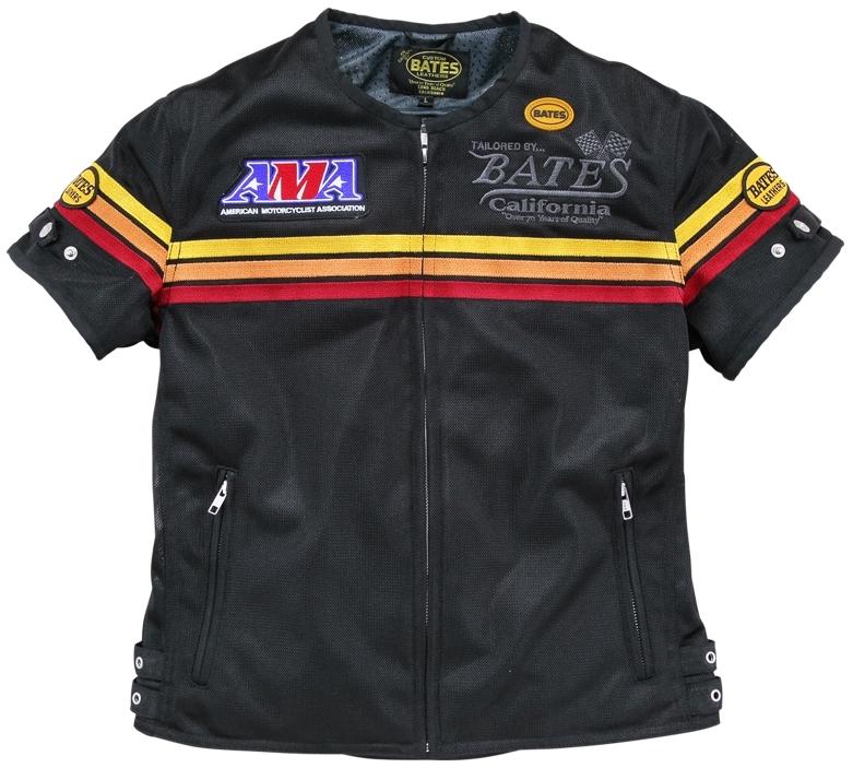 BATES ベイツ カジュアルウェア メッシュシャツ サイズ:M