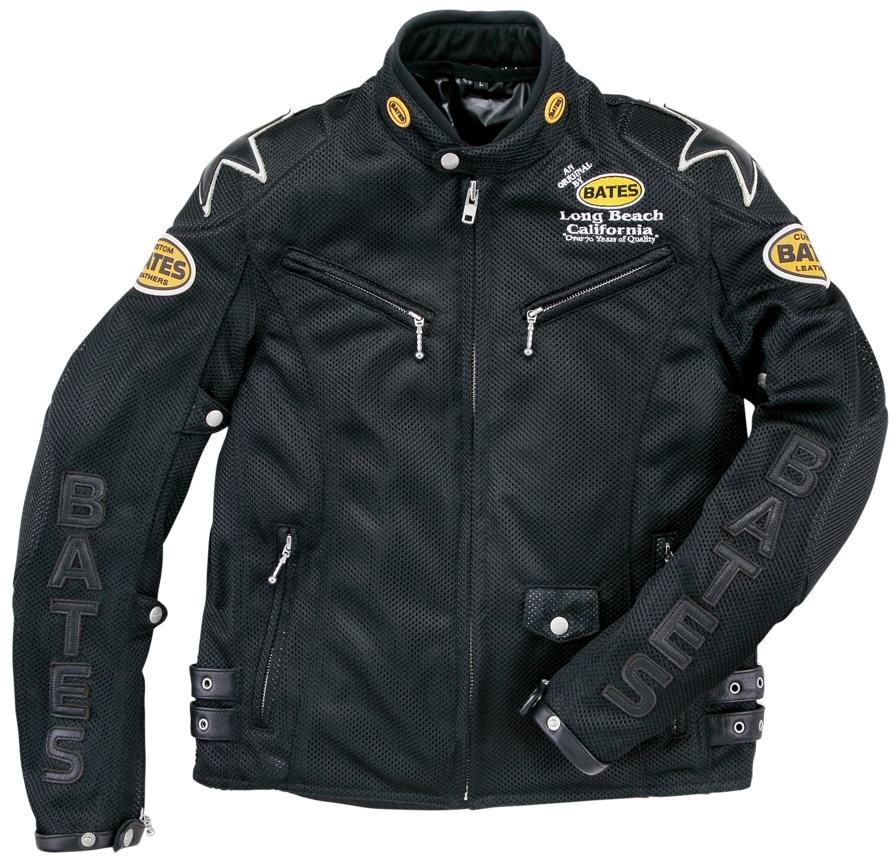 BATES ベイツ 2Way メッシュジャケット 限定モデル サイズ:L